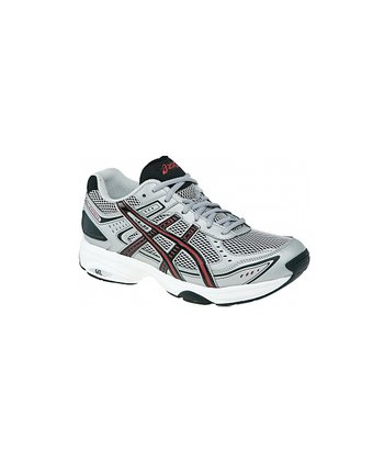White & Black GEL-Express 3 Cross-Training Shoe - Men
