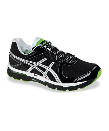 Black & Lightning GEL-Excel33 Running Shoe - Men