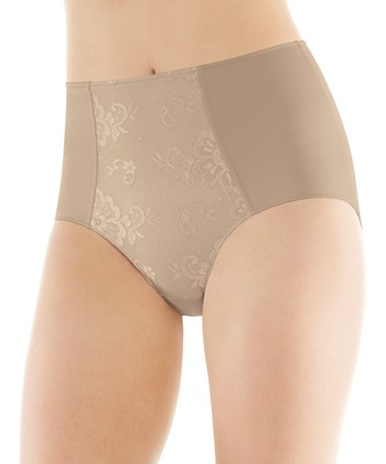 Nude Chic Peek Shaper Briefs - Women & Plus