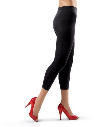 Black Lucky Shaper Leggings - Women