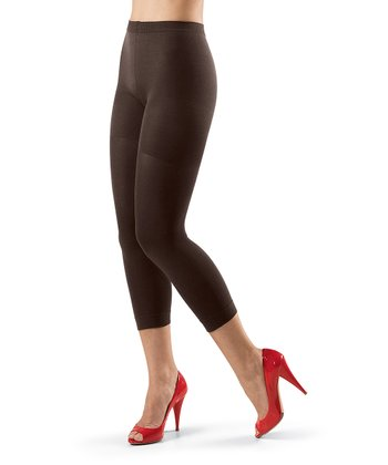Brown Lucky Shaper Leggings - Women