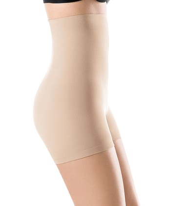 Nude Fantastic Firmers High-Waist Girl Shorts - Women & Plus