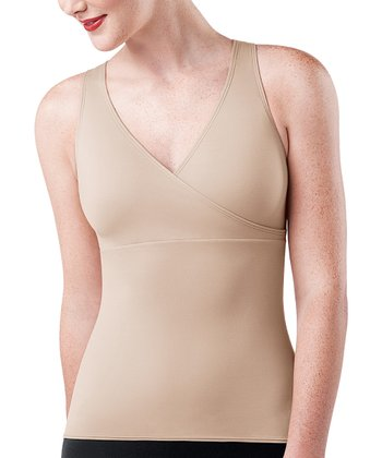 Nude Fantastic Firmers Crisscross Shaper Tank - Women & Plus