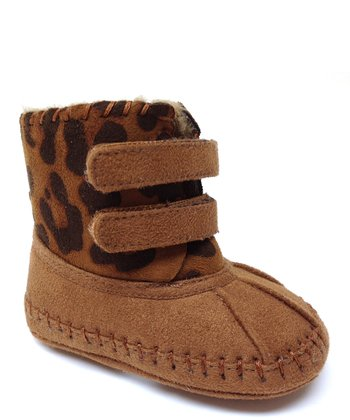 Aadi Camel Double-Strap Boot