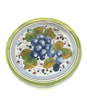 Malvasia Wine Bottle Coaster/Plate