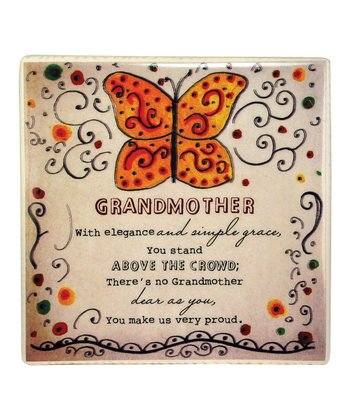 'Grandmother' Tile
