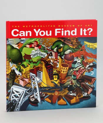 Can You Find It? Hardcover