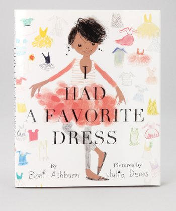 I Had a Favorite Dress Hardcover