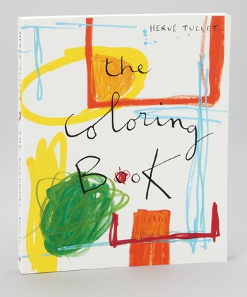 The Coloring Book Paperback