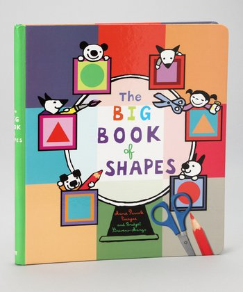 The Big Book of Shapes Hardcover