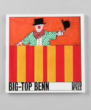 Big-Top Benn Hardcover
