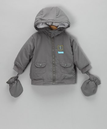 Gray Coat - Infant