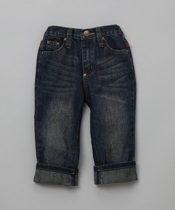 Blue Paul Jeans - Toddler & Boys