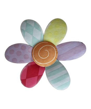 Pastel Flower Wall Art