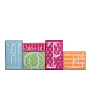'Season of Hope' Block Set
