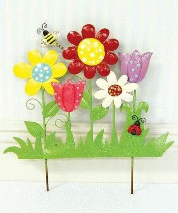 Flower Patch Figurine
