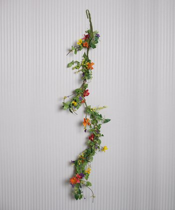 Bright Flower Garland