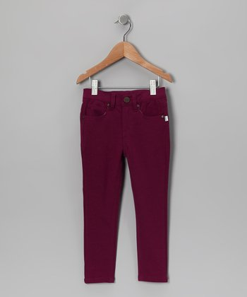Plum Willow Skinny Jeans - Toddler & Girls