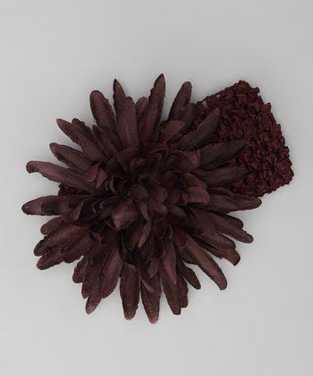 Brown Mum Headband
