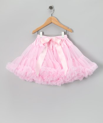Light Pink Petite Pettiskirt - Toddler & Girls