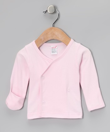 Pink Wrap Top - Infant