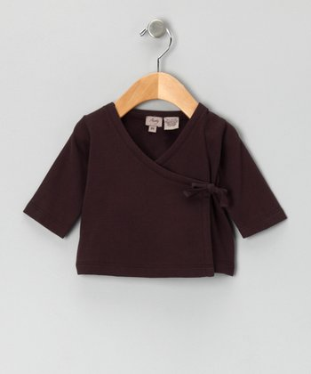 Prune Wrap Top - Infant