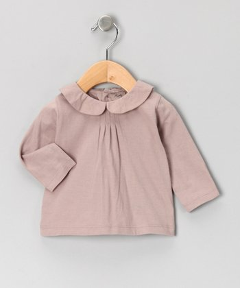 Pink Collar Top - Infant