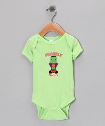 Key Lime 'Frankly I'm Cute' Bodysuit - Infant