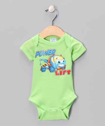 Key Lime 'Power Lift' Bodysuit - Infant