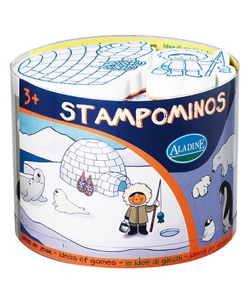 Iceberg Stampominos Set