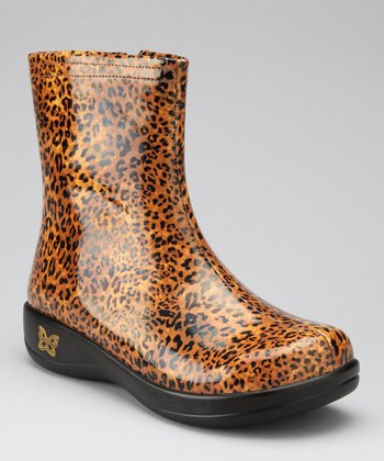 African Leopard Raina Boot - Women