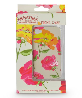 Pretty Posies Case for iPhone 4
