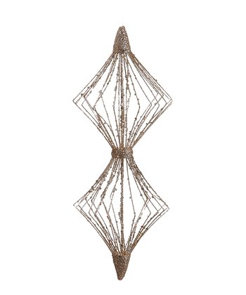 Angular Finial Ornament