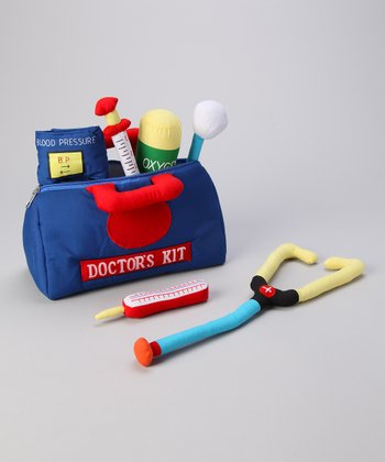 Doctor's Kit Toy Set