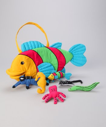 Fish & Friends Toy Set