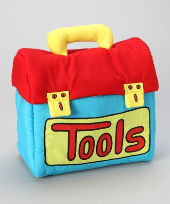 Tool Kit Soft Plush Set