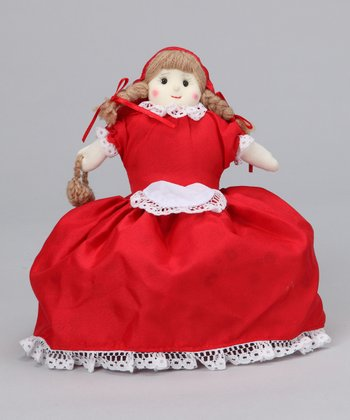 Red Riding Hood Mini Flip Doll