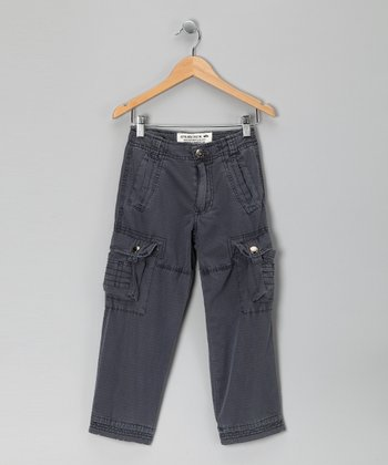 Blue Andes Cargo Pants - Toddler & Boys