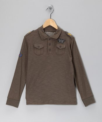 Alpha Industries Clay Maxwell Polo - Toddler & Boys