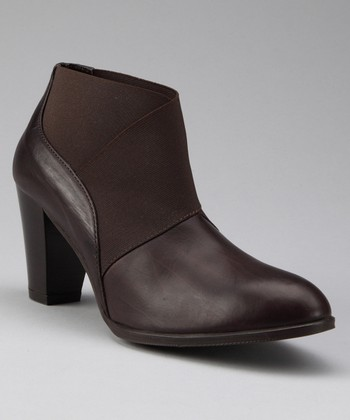 T Moro Leather Assa Ankle Boot