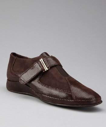 T Moro Leather Egadi Shoe