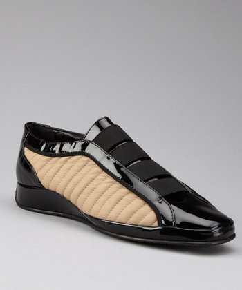 Tortora Leather Erice Shoe