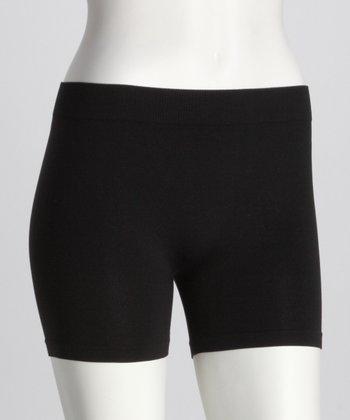 American Buddha by Yogi Black Shorts