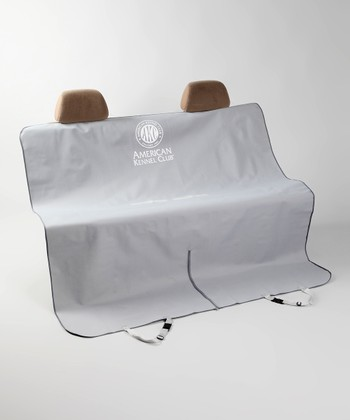 Gray Car Seat Cover