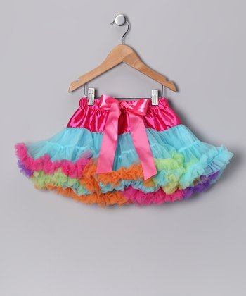 Birthday Confetti Pettiskirt - Girls