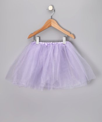 Lavender Mady Nicole Tutu - Toddler & Girls
