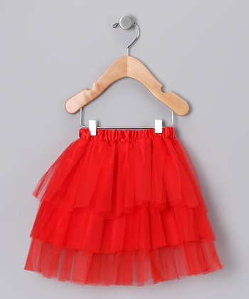 Strawberry Love Nelly Marie Ruffle Tutu