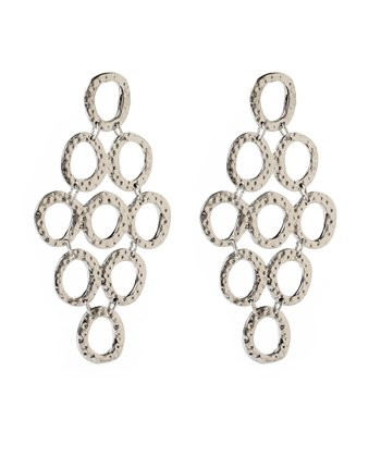 Silver Benyamin Drop Earrings