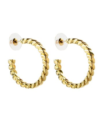 Gold Becca Earrings