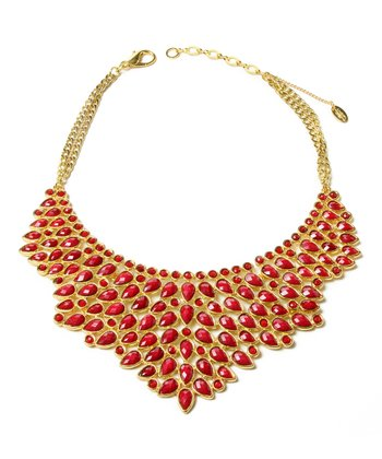 Ruby Rosaline Necklace